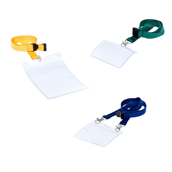 PVC Card Holders - Lanyards With Card Holders