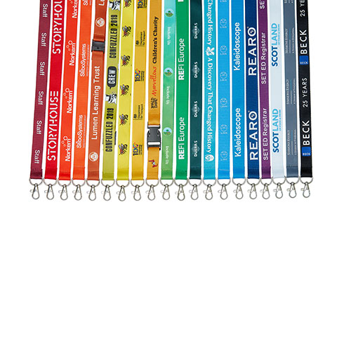 Custom Branded Lanyards