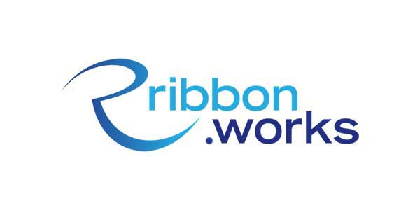 Ribbon.Works Shop Logo