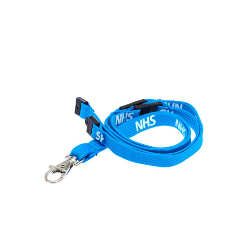 NHS Multibreak Lanyard