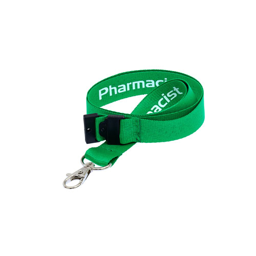 Pharmacist Lanyard - Pre-printed Pharmacist Lanyards