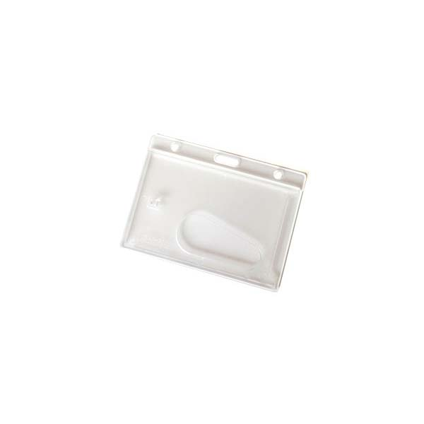 Prestige Enclosed ID Card Holder - Landscape
