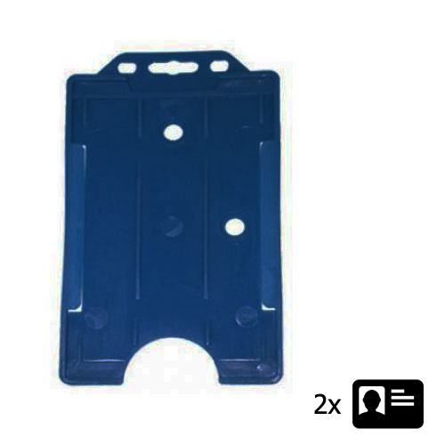 Blue ID Cardholder