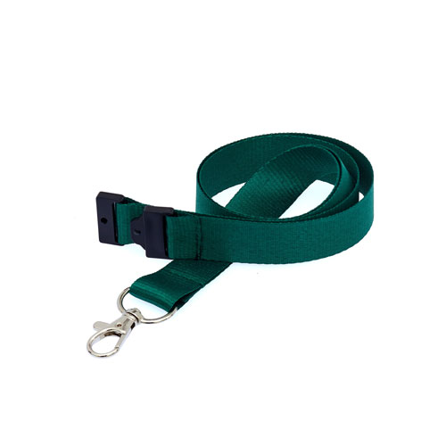Dark Green Lanyard