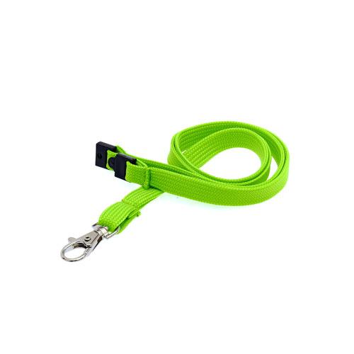 Lime Green Lanyard
