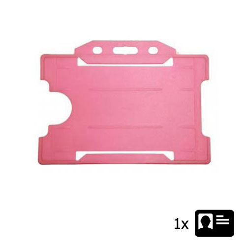 Pink ID Cardholder