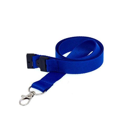 Royal Blue Lanyard